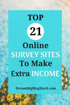 earn extra income from home with these 21 top and well-paying surveys. Earn money to give your opinion, do online shopping, for playing video games and watching video clips.