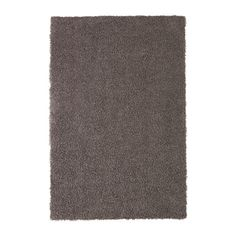 IKEA - HÖJERUP, Rug, high pile, The anti-slip backing keeps the rug firmly in place on the floor and reduces the risk of slipping.The thick pile dampens sound and provides a soft surface to walk on.Durable, stain resistant and easy to care for since the rug is made of synthetic fibres.