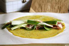Omelettwrap med spekeskinke | Enestående MatEnestående Mat