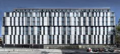 Residential Building in Madrid
