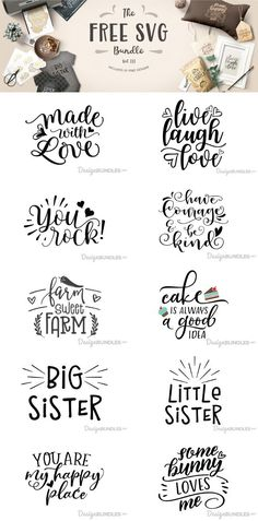 Download for FREE complete with 10 various SVG designs. This bundle comes with our Premium License for Commercial Use.