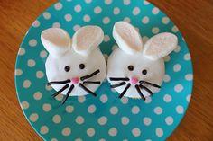 Love Ju: Konijnen cupcakes