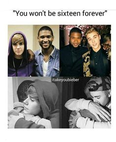 justin and usher. Justin Bieber Facts, Justin Bieber Pictures, I Love Justin Bieber, Love Quotes For Him, I Love Him, My Love, Bae, Lonely Girl, Under The Mistletoe