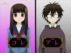 omfg she's pretty as a girl, though! [Haruhi, Ouran High School Host Club. Hahaha]