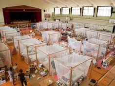 Imagem 25 de 26 da galeria de Projetos Humanitários de Shigeru Ban. Fotografia de Voluntary Architects' Network