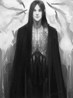 #Melkor by anastasiyacemetery