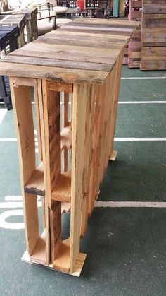 My Shed Plans - Portable Pallet Bar - Patio Party - Now You Can Build ANY Shed In A Weekend Even If Youve Zero Woodworking Experience!