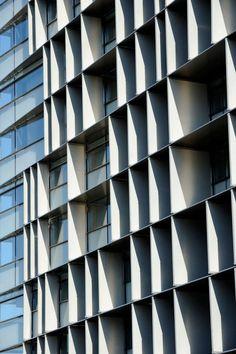 Edificio de Oficinas CMA-CGM  / Nabil Gholam Architects,© Richard Saad