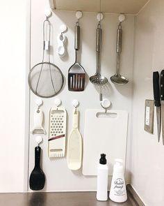 주방 구석구석 정리자료 : 네이버 블로그 Kitchen Organisation, Home Organization, Hotel Hacks, House Chores, Minimalist Apartment, Smart Storage, Home Goods, New Homes, Interior