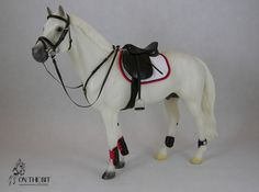 The most important role of equestrian clothing is for security Although horses can be trained they can be unforeseeable when provoked. Riders are susceptible while riding and handling horses, espec… Equestrian Boots, Equestrian Outfits, Equestrian Style, Pretty Horses, Beautiful Horses, Miniature Horse Tack, Bryer Horses, Horse Accessories, Horse Crafts