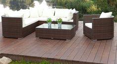 venezia sedacia suprava z umeleho ratanu modern 3 Outdoor Sectional, Sectional Sofa, Outdoor Furniture Sets, Outdoor Decor, Home Decor, Modular Couch, Decoration Home, Room Decor, Corner Sofa