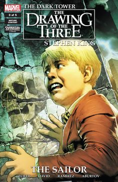 Dark Tower: The Drawing of the Three - The Sailor #3 (of 5) #Marvel @marvel @marvelofficial #Max #DarkTower #DrawingOfTheTree #TheSailor (Cover Artist: Jay Anacleto) Release Date: 12/14/2016