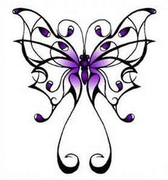 Denise+Wells+Tattoo+Designs+With+Names   List of All Tattoos Design with Color #9933CC - WakTattoos.com   Free ...