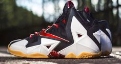 4b8ee006d15 lebron 11 independence day 01 Nike LeBron for Independence Day