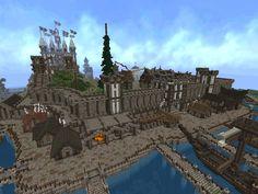 medieval minecraft port - Google Search