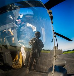https://flic.kr/p/GfSK1q | Special Forces Airborne Operations | U.S. Army Soldiers, assigned to Special Operations Detachment - C, conduct…