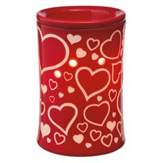 I Heart You <3 January 2014 warmer of the month ~ Http://NicoleGlassett.scentsy.us