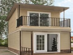Build anywhere in the U.S.A 12′ x 12′ – 2 Story Tiny House