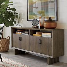 Monarch Sideboard | Crate and Barrel