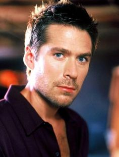 "Angel Alexis Denisof as ""Wesley Wyndam-Pryce"" Alexis Denisof, Fantasy Tv Series, Buffy Summers, David Boreanaz, Buffy The Vampire Slayer, Love And Respect, Season 4, Gorgeous Men, Beautiful People"