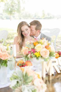Sangria Inspired Wedding Ideas Ruffled