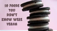 10 Food Products You Didn't Know Were Vegan http://lifewithoutlactose.wordpress.com/2014/10/26/10-food-products-you-didnt-know-were-vegan/
