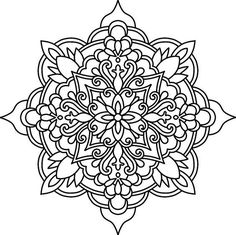 Today mandalas are used as a form of art therapy. Drawing and coloring mandalas is known to have a centering, calming effect for both children and adults. For elderly people, coloring mandalas helps them increase focus and concentration. You can use coloring pencils, pen and ink, crayons or watercolor to color mandalas: Design23.jpg (912×910)