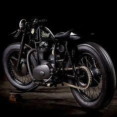 1964 #BSA 650 #caferacer #motorcycle #EatSleepRIDE app.eatsleepride.com