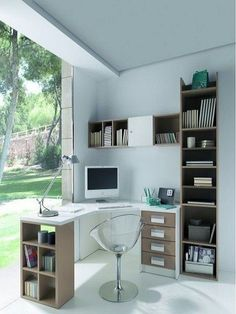 Home Office Design Ideas Design Guide: Creating the Perfect Home Office Small Home Office Decorating Ideas! Your Guide to Creating the Home Office of Your Dreams Home Office Design Ideas. Home Office Space, Home Office Design, Home Office Decor, Office Furniture, House Design, Home Decor, Office Ideas, Furniture Plans, Kids Furniture