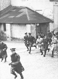 Jewish Ordnungsdienst warsaw ghetto