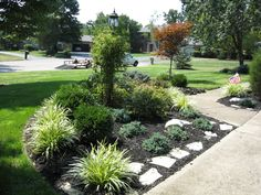 Entrance planting