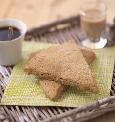 Scones irlandais au café et baileys - Recettes de cuisine Ôdélices