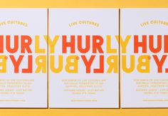 Hurly Burly London-based design studio Midday has created beautiful packaging and identity for Hurly Burly a fermented foods company based out the United Kingdom. Its first range of products will be a...