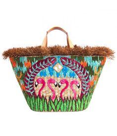 Aranaz - Flamingo Bag - QUIRKY