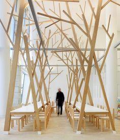 design hiszpański, hiszpańska architektura, wnętrza kawiarni, kawiarnia nowoczesna,