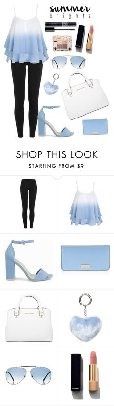 """""""Untitled #144"""" by electraz on Polyvore featuring Polo Ralph Lauren, Nly Shoes, Henri Bendel, Michael Kors, Dorothy Perkins, Tom Ford, Chanel and Christian Dior"""