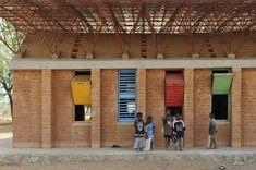Primary School in Gando Extension / Kéré Architecture