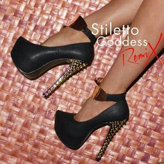 Sexy.. Black Stilettos, High Heels, Sky High, Buy Shoes, Shoe Game, Hard Rock, Wedding Shoes, Shoe Boots, Pumps