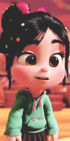 Disney Backgrounds — Vanellope being a cute little shit (iPhone. Cute Emoji Wallpaper, Cute Disney Wallpaper, Wallpaper Iphone Disney, Cute Cartoon Wallpapers, Iphone Backgrounds, Disney Icons, Disney Pixar, Disney Animation, Disney Art