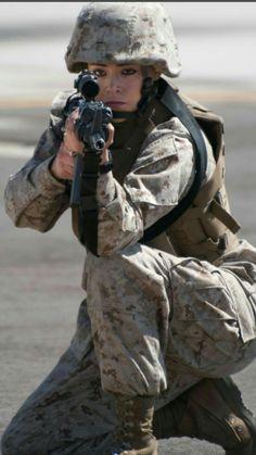 Military Women ❤💜💗💖💟💛💚💙