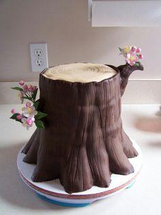 Tree cake