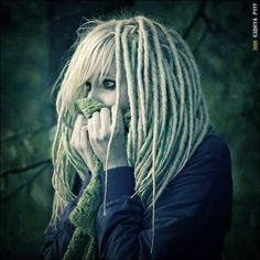 .Twisty dreads