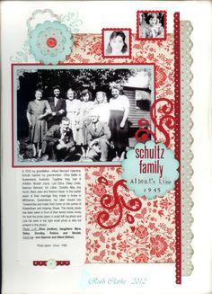 Family - Ruth clarke