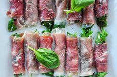 Prosciutto-wrapped Greens Recipe - Genius Kitchensparklesparkle