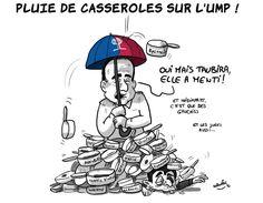 casseroles de l'UMP