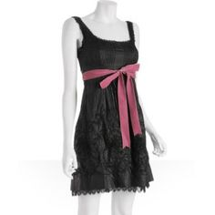 wore this yoana baraschi dress to sophomore year homecoming in high school and my love for baraschi's dresses, tops, skirts and shorts has only grown from there. always unique!
