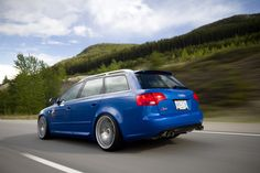 "Audi S4 Avant - A ""family"" car I can get behind."