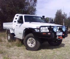 2002 Nissan Patrol GU UTE by gu-roo http://www.4x4builds.net/2002-nissan-patrol-gu-ute-build-by-gu-roo