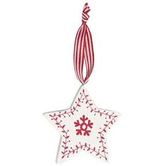 roseoftheparty: Sale Christmas tree ornament Nordic design wooden Red White Star British party toy Merry Christmas decorations - Purchase now to accumulate reedemable points! Scandinavian Christmas Decorations, Christmas Star Decorations, Christmas Ornaments To Make, Handmade Christmas, Christmas Crafts, Christmas Ideas, Christmas Cookies, British Party, Norwegian Christmas