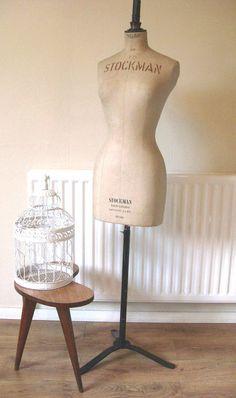 stockman mannequin in my measurements